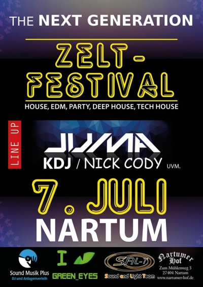 The Next Generation Zeltfestival 2017
